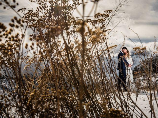 La boda de Ruben y Tania en Alfajarin, Zaragoza 45