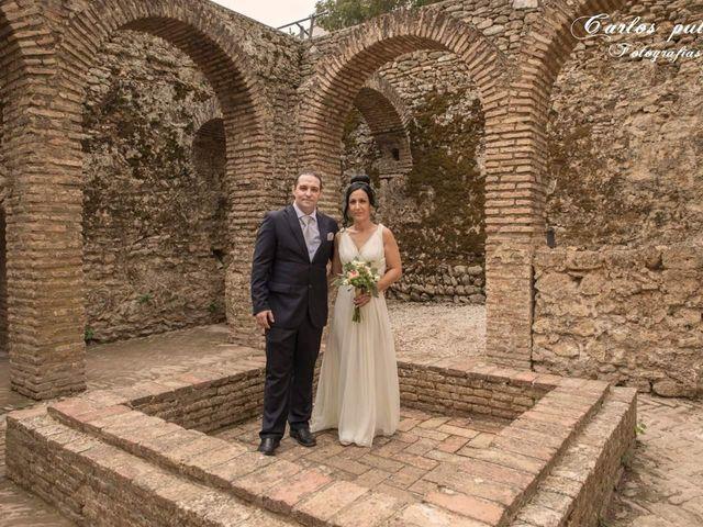 La boda de Jose Fernando y Vanessa en Ronda, Málaga 5
