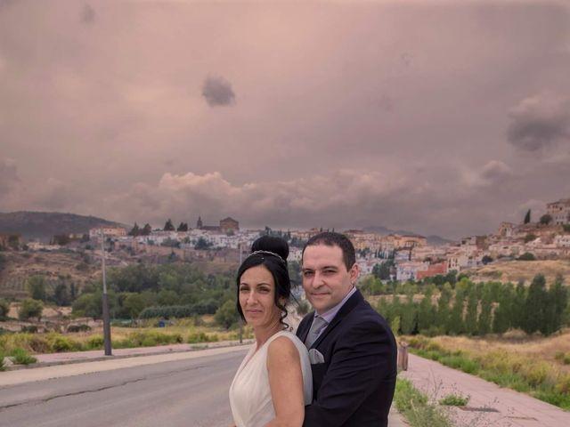 La boda de Jose Fernando y Vanessa en Ronda, Málaga 6
