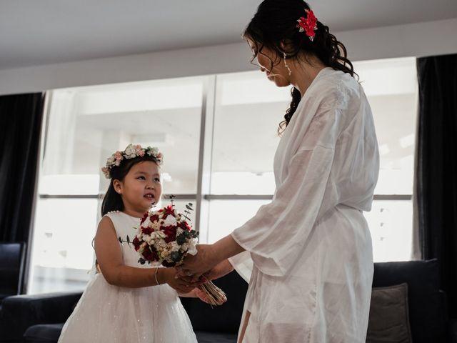 La boda de Sergio y Sonia en Sueca, Valencia 9