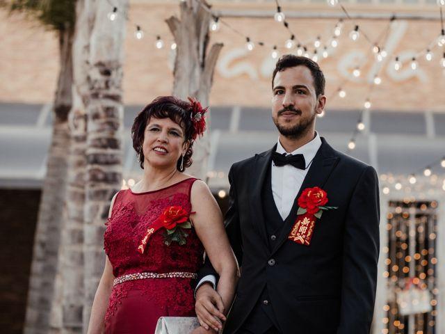 La boda de Sergio y Sonia en Sueca, Valencia 25