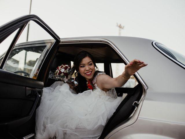 La boda de Sergio y Sonia en Sueca, Valencia 27