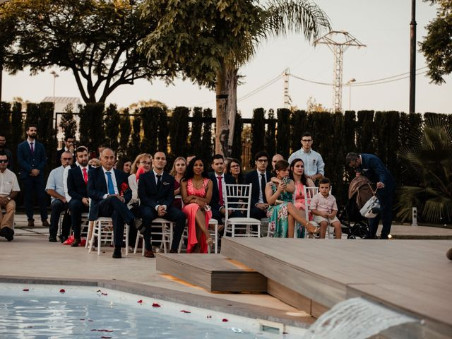 La boda de Sergio y Sonia en Sueca, Valencia 33