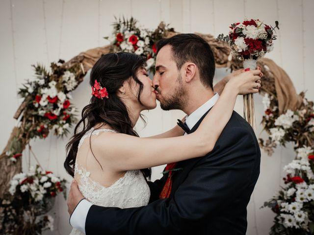 La boda de Sergio y Sonia en Sueca, Valencia 39