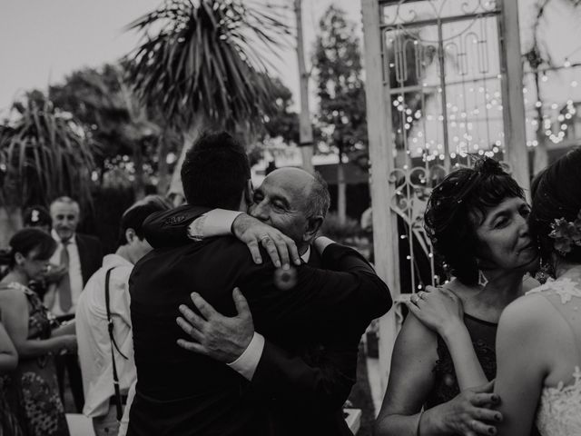 La boda de Sergio y Sonia en Sueca, Valencia 42