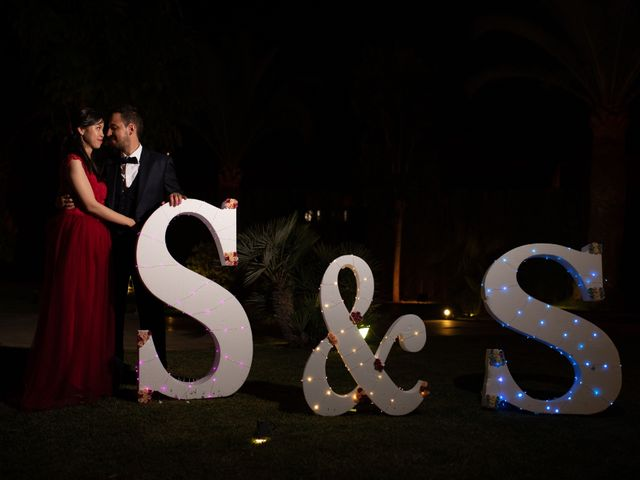 La boda de Sergio y Sonia en Sueca, Valencia 56