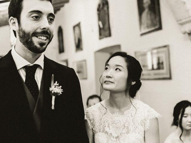 La boda de David y Priscilla en Cáceres, Cáceres 34