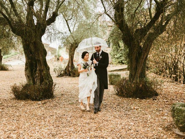 La boda de David y Priscilla en Cáceres, Cáceres 35