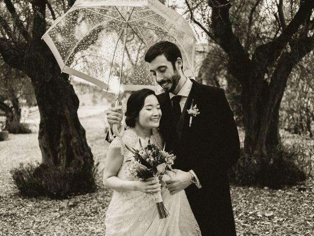 La boda de David y Priscilla en Cáceres, Cáceres 37