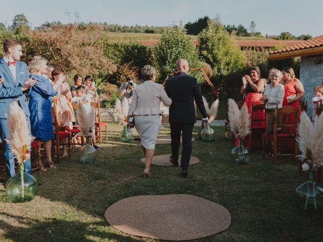 La boda de Manu y Luci en Naveces, Asturias 42