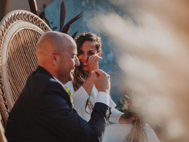 La boda de Manu y Luci en Naveces, Asturias 1
