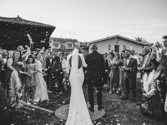 La boda de Manu y Luci en Naveces, Asturias 66