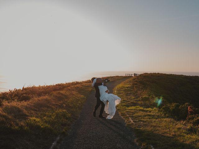 La boda de Manu y Luci en Naveces, Asturias 82