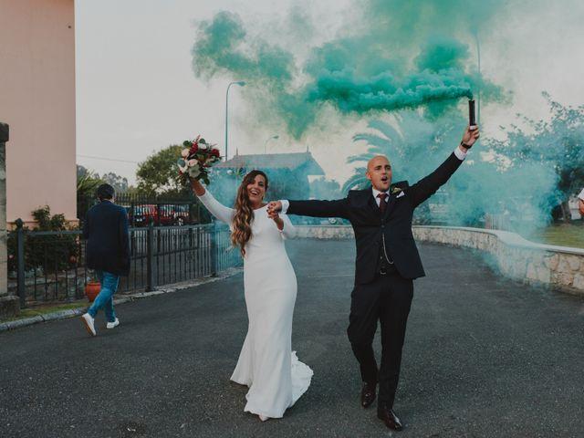 La boda de Manu y Luci en Naveces, Asturias 90