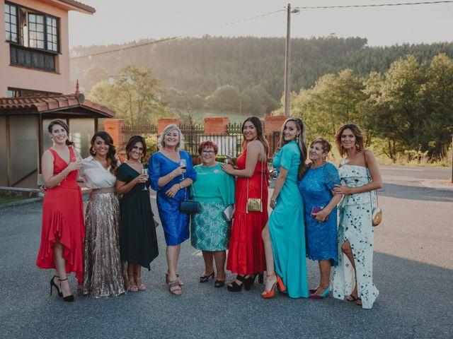 La boda de Manu y Luci en Naveces, Asturias 100