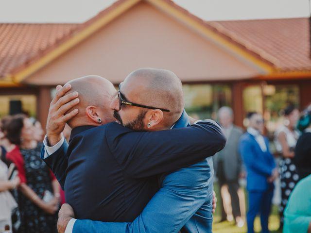 La boda de Manu y Luci en Naveces, Asturias 101