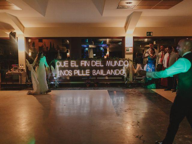 La boda de Manu y Luci en Naveces, Asturias 104