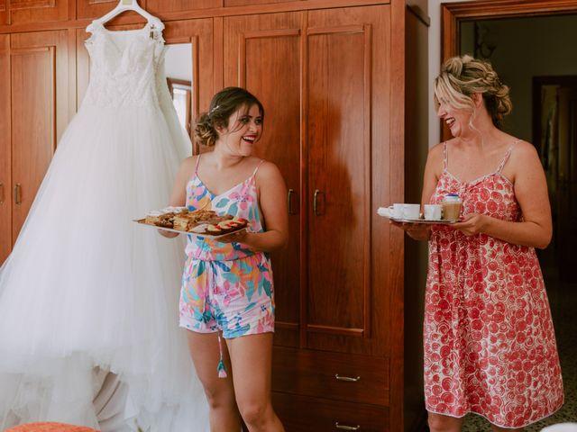 La boda de Pedro y Estefanía en Santa Cruz De Tenerife, Santa Cruz de Tenerife 9