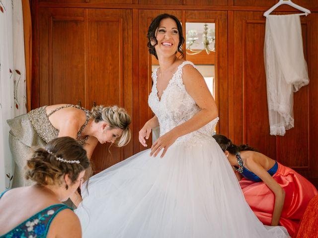 La boda de Pedro y Estefanía en Santa Cruz De Tenerife, Santa Cruz de Tenerife 16
