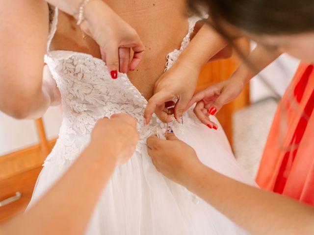 La boda de Pedro y Estefanía en Santa Cruz De Tenerife, Santa Cruz de Tenerife 17