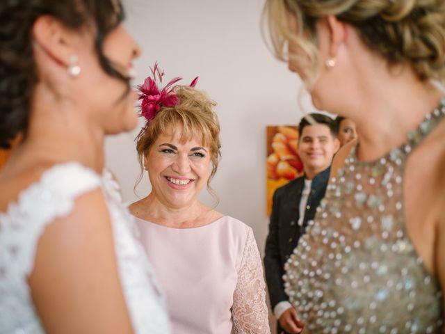 La boda de Pedro y Estefanía en Santa Cruz De Tenerife, Santa Cruz de Tenerife 19