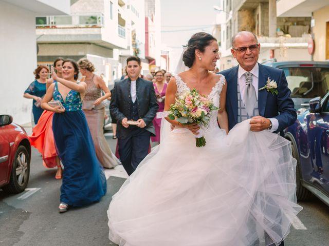 La boda de Pedro y Estefanía en Santa Cruz De Tenerife, Santa Cruz de Tenerife 25