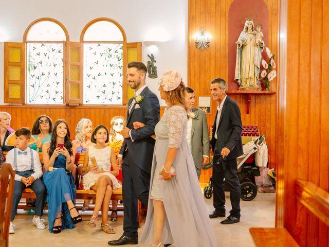La boda de Pedro y Estefanía en Santa Cruz De Tenerife, Santa Cruz de Tenerife 30