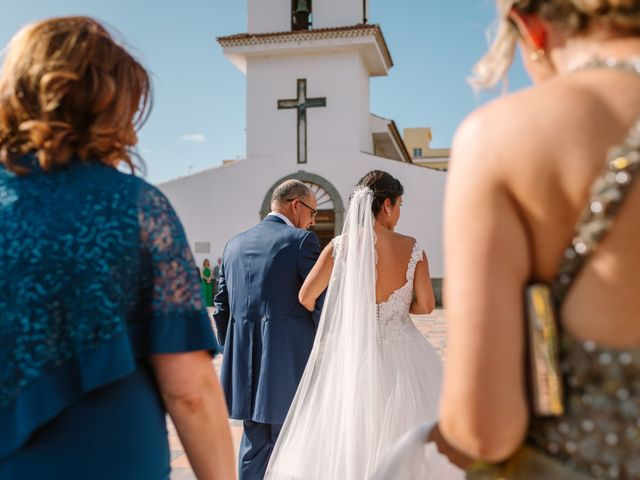 La boda de Pedro y Estefanía en Santa Cruz De Tenerife, Santa Cruz de Tenerife 32