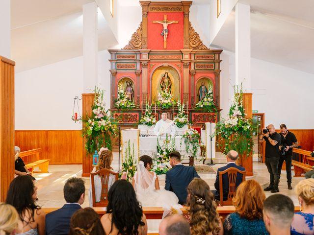 La boda de Pedro y Estefanía en Santa Cruz De Tenerife, Santa Cruz de Tenerife 37