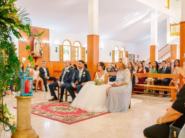 La boda de Pedro y Estefanía en Santa Cruz De Tenerife, Santa Cruz de Tenerife 39