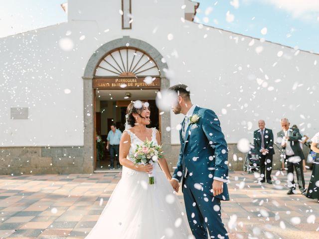 La boda de Pedro y Estefanía en Santa Cruz De Tenerife, Santa Cruz de Tenerife 41