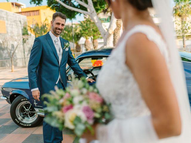 La boda de Pedro y Estefanía en Santa Cruz De Tenerife, Santa Cruz de Tenerife 43