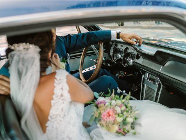La boda de Pedro y Estefanía en Santa Cruz De Tenerife, Santa Cruz de Tenerife 47