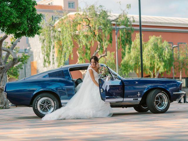 La boda de Pedro y Estefanía en Santa Cruz De Tenerife, Santa Cruz de Tenerife 49