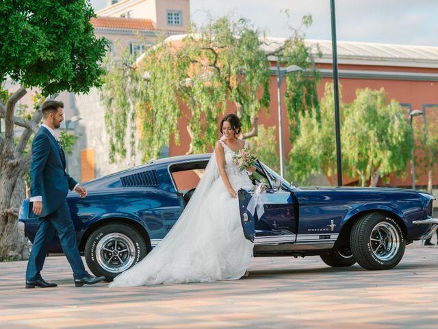 La boda de Pedro y Estefanía en Santa Cruz De Tenerife, Santa Cruz de Tenerife 50