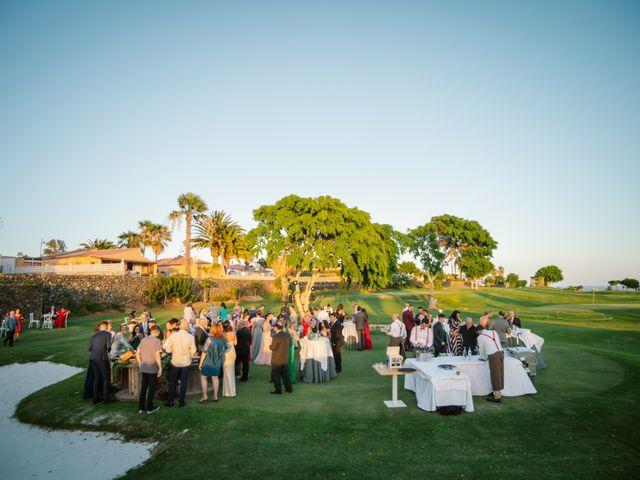 La boda de Pedro y Estefanía en Santa Cruz De Tenerife, Santa Cruz de Tenerife 52