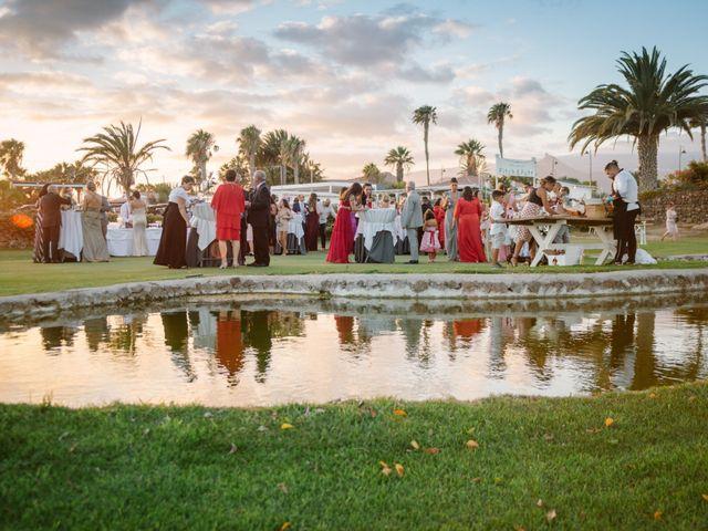 La boda de Pedro y Estefanía en Santa Cruz De Tenerife, Santa Cruz de Tenerife 53