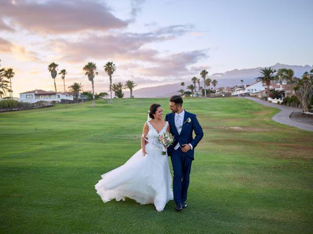 La boda de Pedro y Estefanía en Santa Cruz De Tenerife, Santa Cruz de Tenerife 61