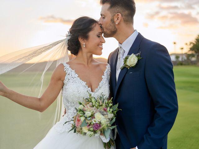 La boda de Pedro y Estefanía en Santa Cruz De Tenerife, Santa Cruz de Tenerife 62