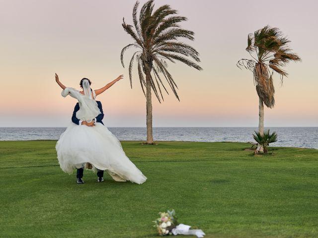 La boda de Pedro y Estefanía en Santa Cruz De Tenerife, Santa Cruz de Tenerife 71