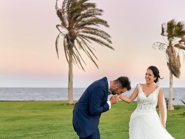 La boda de Estefanía y Pedro