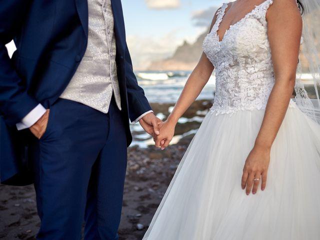 La boda de Pedro y Estefanía en Santa Cruz De Tenerife, Santa Cruz de Tenerife 75