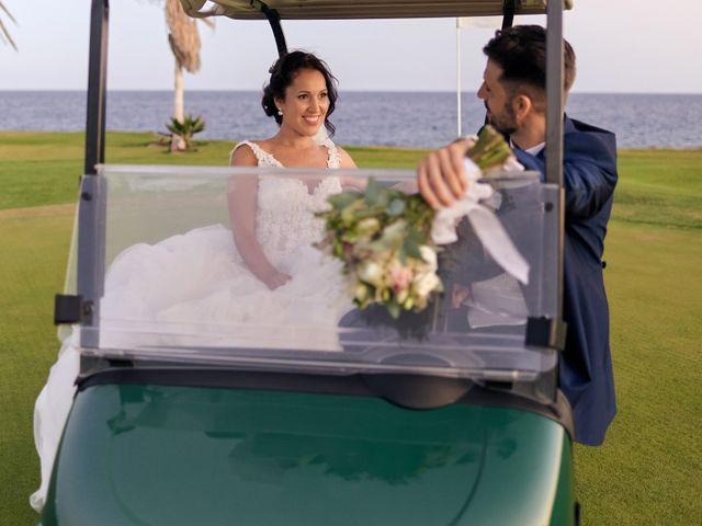 La boda de Pedro y Estefanía en Santa Cruz De Tenerife, Santa Cruz de Tenerife 77