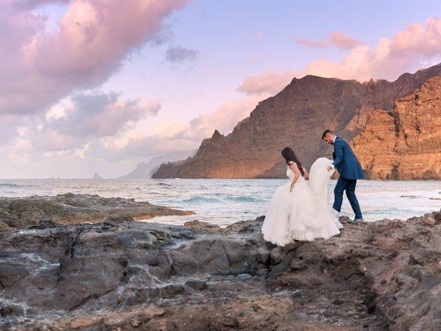 La boda de Pedro y Estefanía en Santa Cruz De Tenerife, Santa Cruz de Tenerife 79