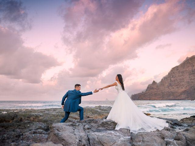 La boda de Pedro y Estefanía en Santa Cruz De Tenerife, Santa Cruz de Tenerife 82