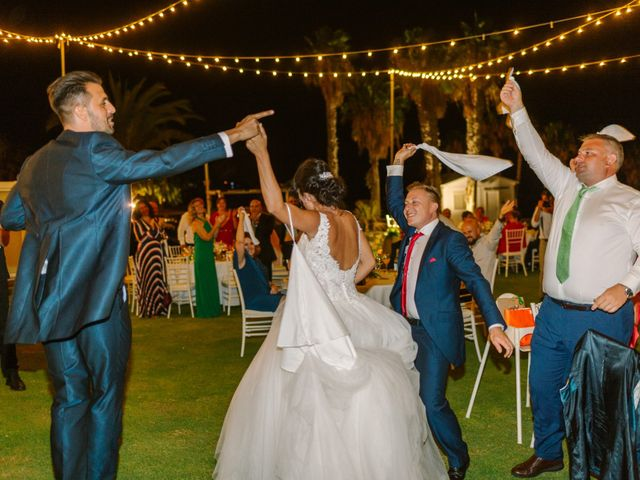 La boda de Pedro y Estefanía en Santa Cruz De Tenerife, Santa Cruz de Tenerife 87