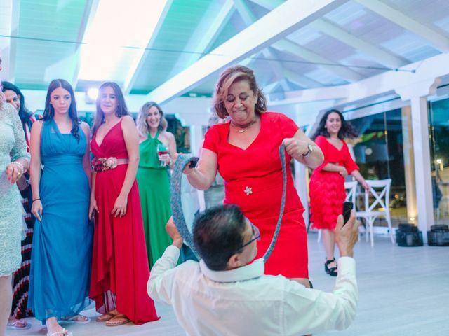 La boda de Pedro y Estefanía en Santa Cruz De Tenerife, Santa Cruz de Tenerife 110