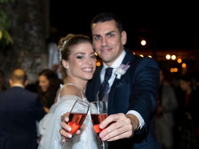 La boda de Daniel y Virginia en L' Hospitalet De Llobregat, Barcelona 1