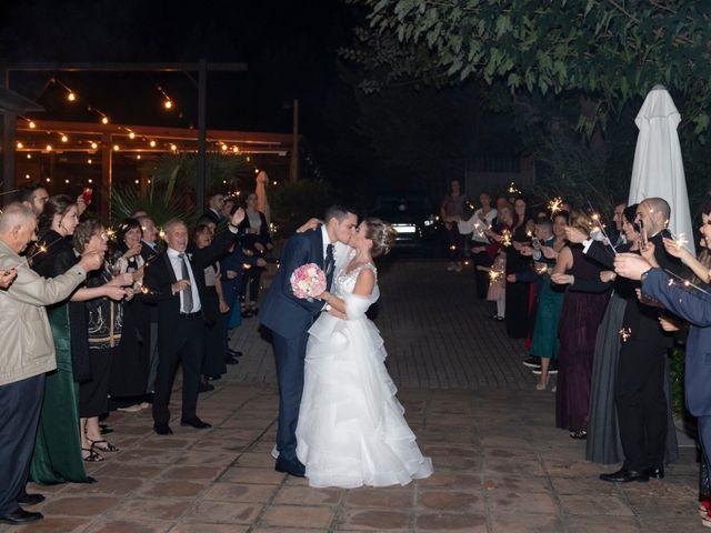 La boda de Daniel y Virginia en L' Hospitalet De Llobregat, Barcelona 6