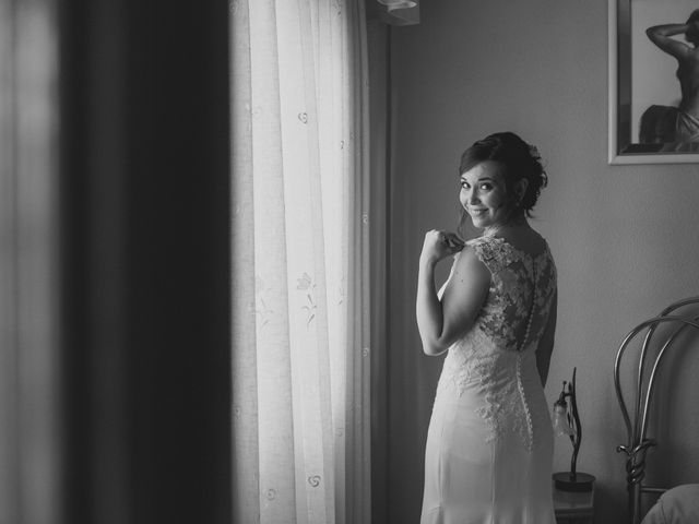 La boda de Raul y Estefania en Guadarrama, Madrid 10